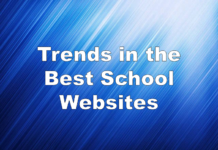 Discover the Trends in the Best School Websites for Years to Come