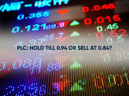 PLC: Hold Till 0.94 or Sell at 0.84?