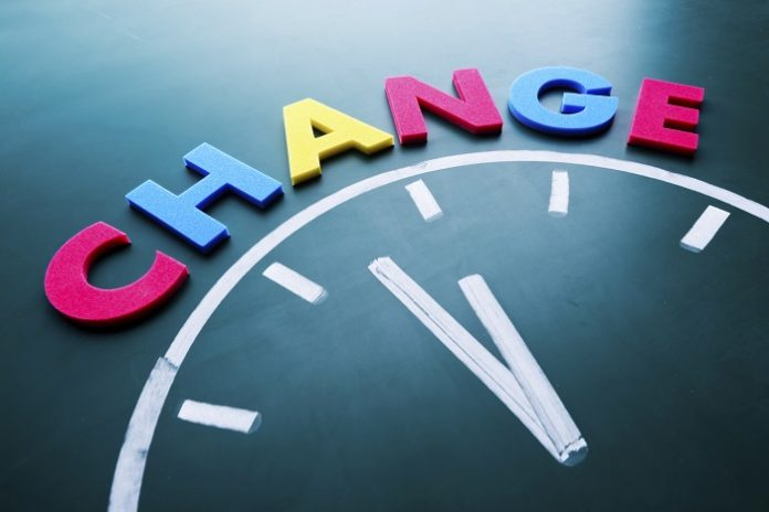 Changes Happen With or Without Resistances
