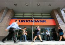 Union Bank Philippines (UBP) Profits Up by 122%
